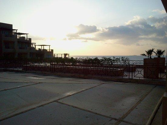 Imperial Shams Resort: part seaview ;-)