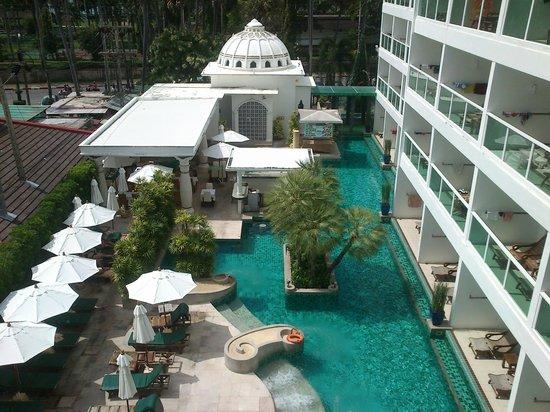 Chanalai Romantica Resort:                   pool