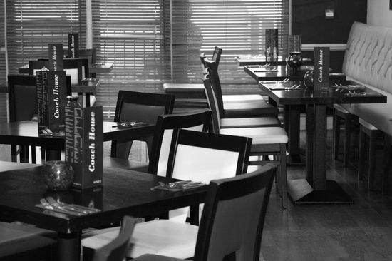 The Coach House: Restaurant