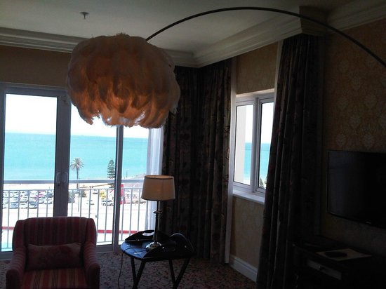 The Boardwalk Hotel:                   Another room