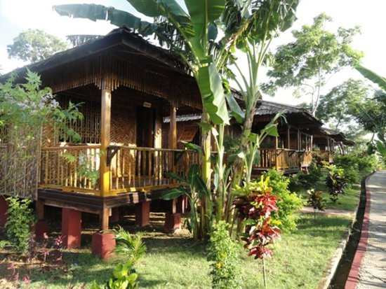 Cottage  Bungalow  Picture of Hill Garden Hotel, Chaungtha  TripAdvisor