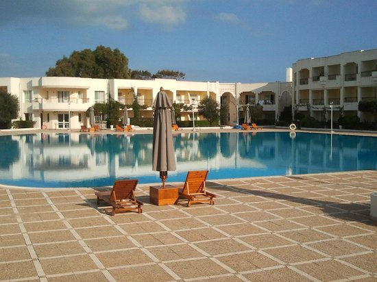 Hotel  Piscine  Photo De El Mouradi Gammarth Gammarth  Tripadvisor