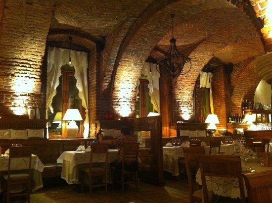 Restauracja JaDka: ambiente