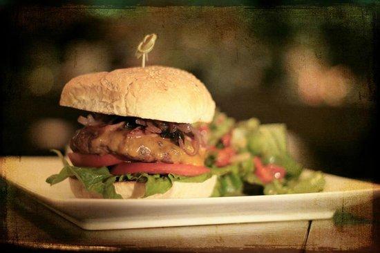Avant Garde : New York Burger