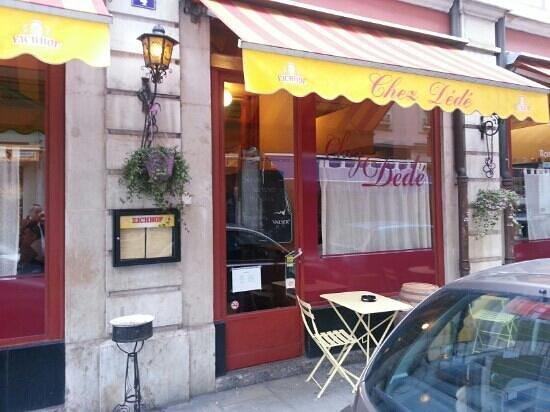 2 La Rue : Un restaurant bien sympa