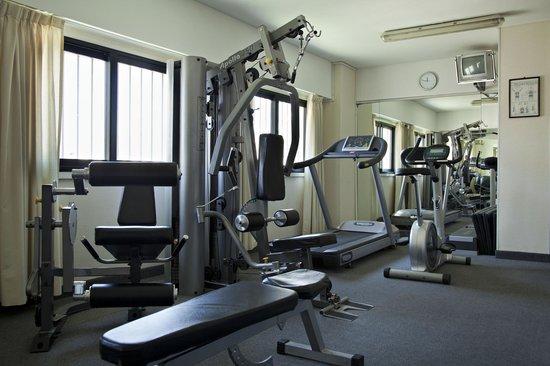 Feirs Park Hotel: Gym