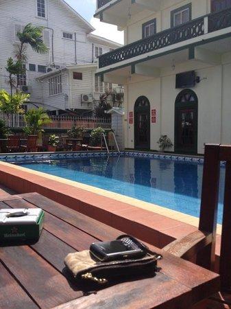 Sleepin Hotel Guyana