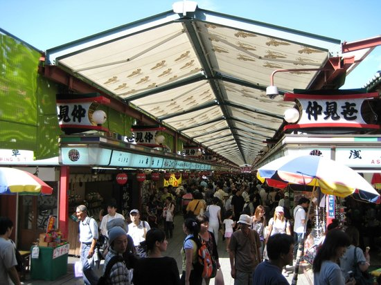 Thunder Gate - Picture of Asakusa, Taito - TripAdvisor
