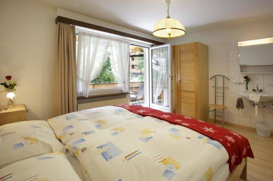 Haus Esplanade : Schlafzimmer 3 Zimmer Wohnung Esplanade