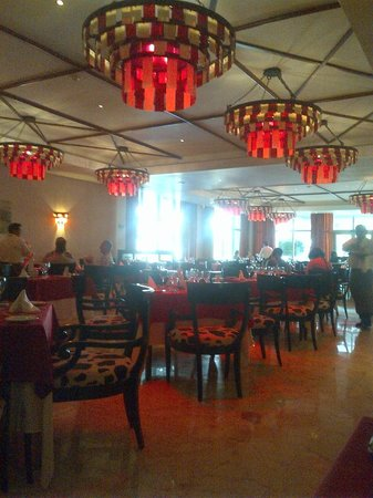 Grand Riviera Princess All Suites Resort & Spa :                   steak restaurant