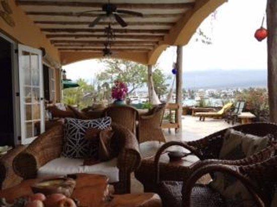Casa La Iguana:                   Just relaxing
