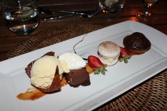 Bushmans Kloof Wilderness Reserve & Wellness Retreat:                   The dessert a must                 