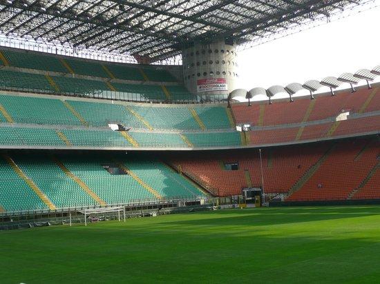 Stadio Giuseppe Meazza (San Siro): Stadium Tour