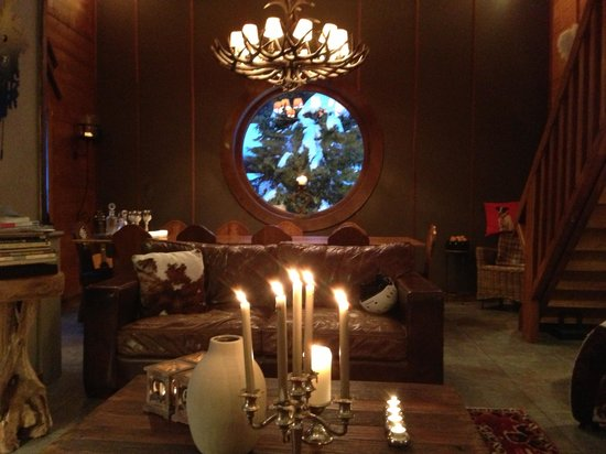 Chalet Fiona: Cosy atmosphere