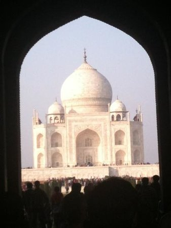 Taj Mahal: Magnificent