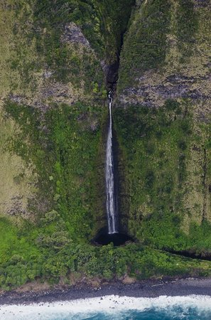 Iolani Air Tour Co.:                   Waterfalls