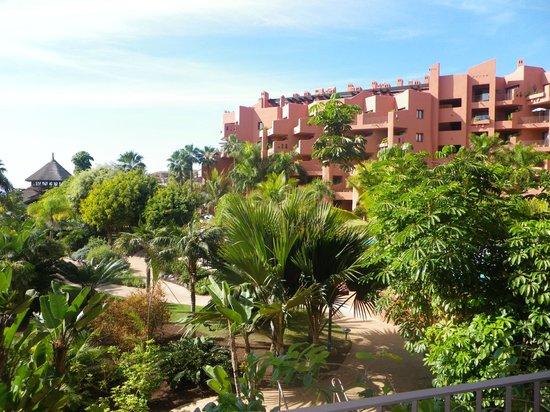 Sheraton La Caleta Resort & Spa, Costa Adeje, Tenerife: vue espace piscine