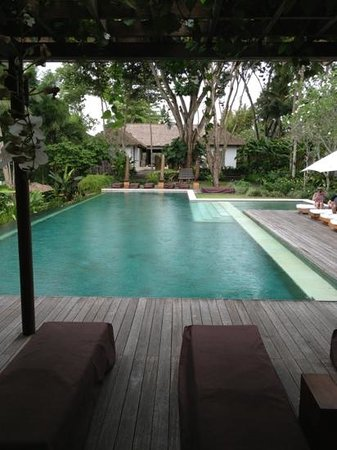 Uma by COMO, Ubud:                   the pool