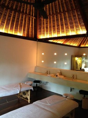 Uma by COMO, Ubud:                   the spa