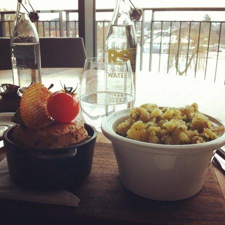 RSC Rooftop Restaurant:                   Veg cobbler yummy