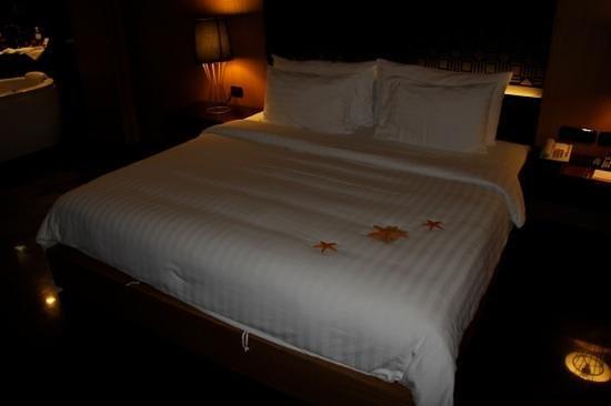 Ramada Khao Lak Resort: Bett