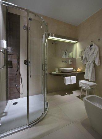 Atlantic Terme Natural Spa & Hotel: Bathroom