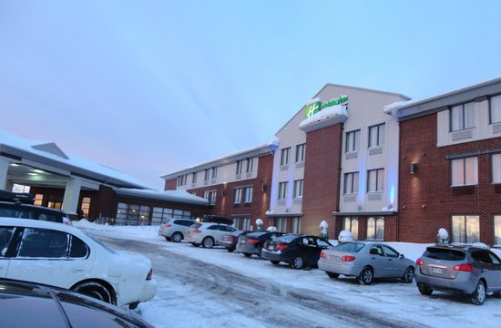 Holiday Inn Express Quebec City (Sainte-Foy):                   Hotel