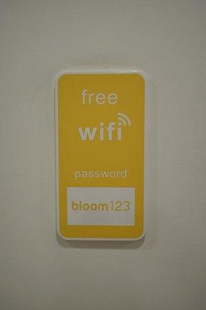 bloomrooms @ Link Rd: lobby