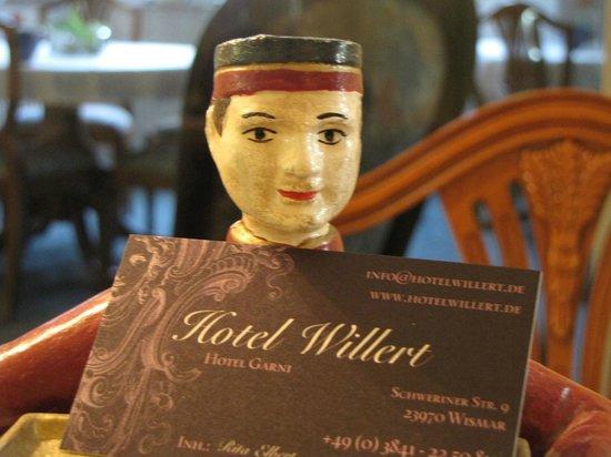 Hotel Willert: Willkommen