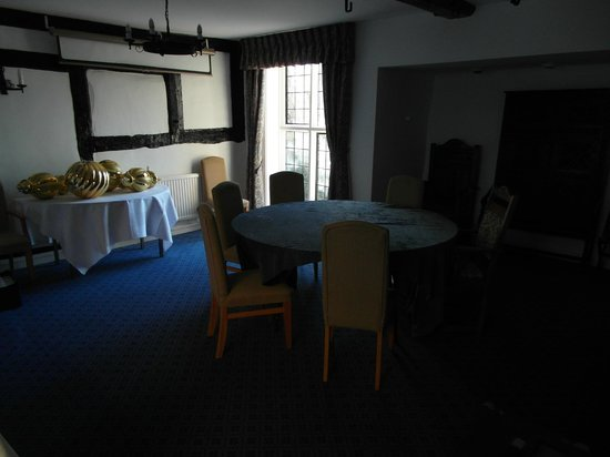 Best Western Salford Hall Hotel: Small room