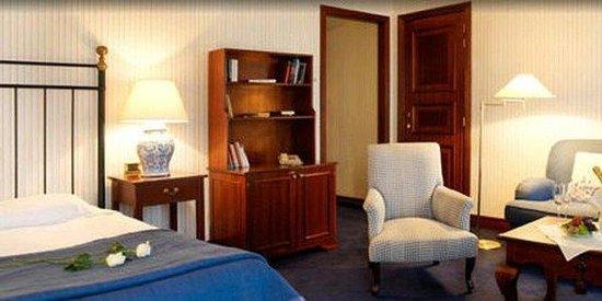 Eurostars Montgomery: Guest Room
