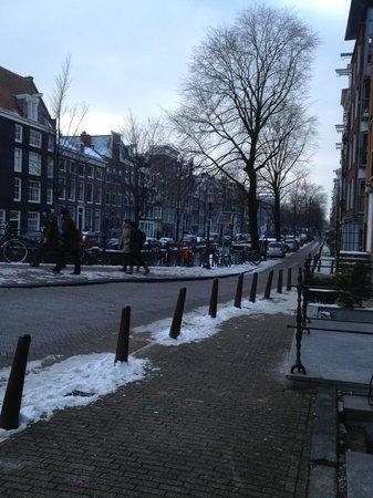 The Toren: The Street