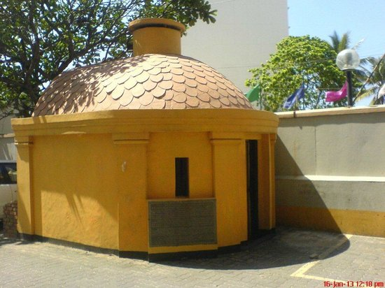 King Sri Wickrama Rajasinghe Prison Cell: The cell