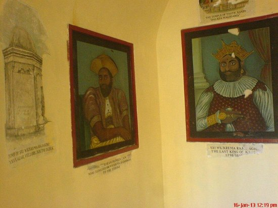 King Sri Wickrama Rajasinghe Prison Cell: Inside the cell