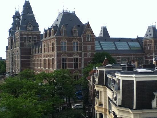 Apollo Museumhotel Amsterdam City Centre: vista dalla camera