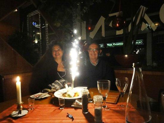 Dafne: My Birthday , getting 70 .