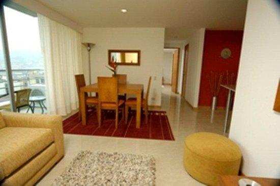 Affinity Aparta Hotel: Suite