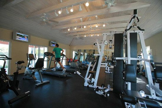 ‪‪February Point Resort‬: Fitness Center‬