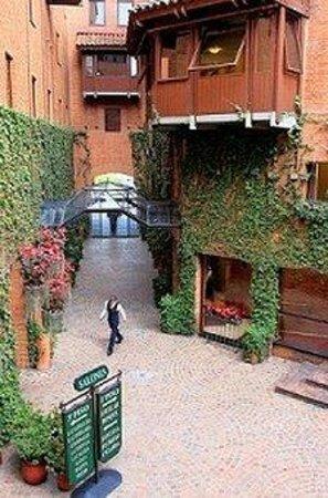 Estelar Apartamentos Bogota: Pasillo Exterior