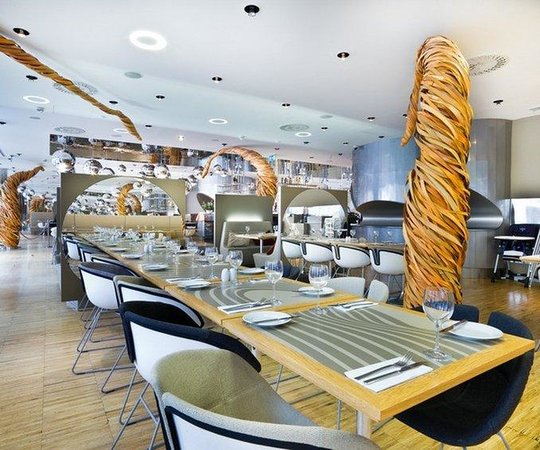 Hotel Yasmin: Restaurant