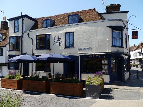Cafe De Amis Canterbury