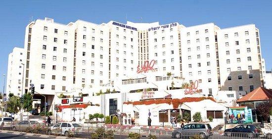 Jerusalem Gate Hotel: Exterior View