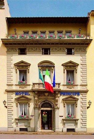 Principe Hotel: Exterior