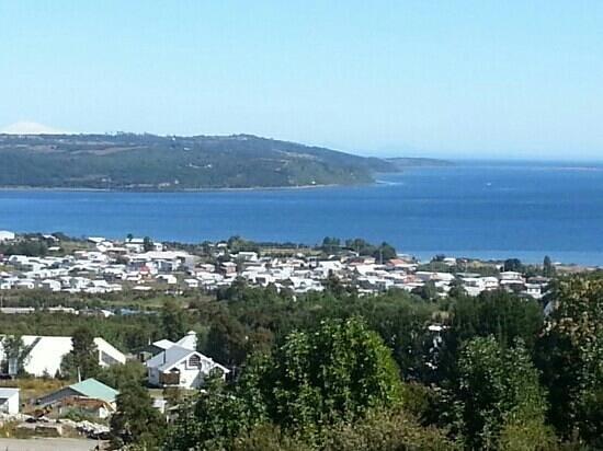 Isla Chiloe, Chile: Quellon isla de Chiloe. ..