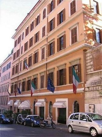 Photo of Hotel Anglo Americano Rome