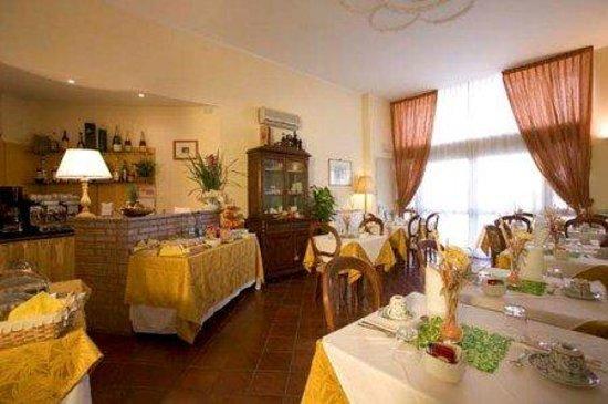 Hotel Alex : Breakfast Room