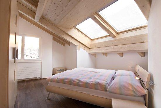 Haus Esplanade : Schlafzimmer 4 Zimmer Wohnung Esplanade