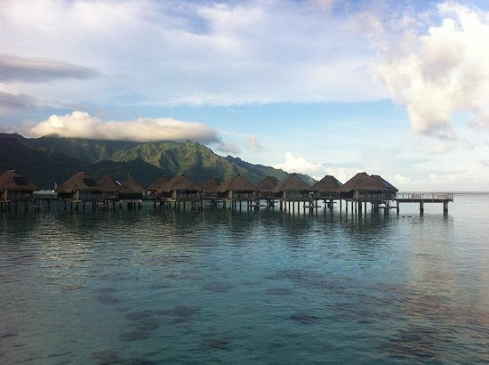 Hilton Moorea Lagoon Resort & Spa:                   Boxing Day morning 2012