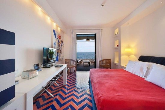 Capo La Gala Hotel: Infinity