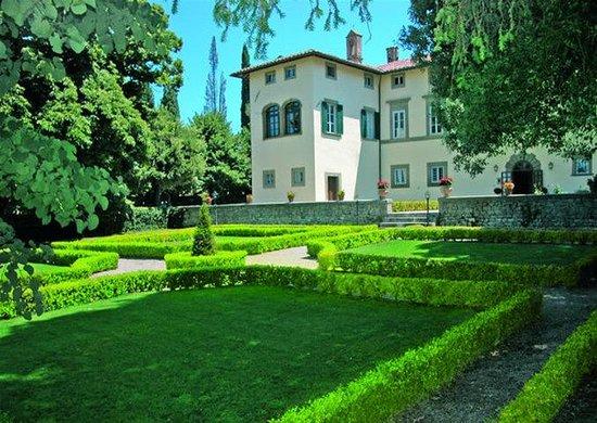Villa di Piazzano: Exterior view